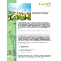 GreenStar Information