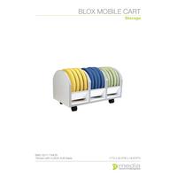 Blox Mobile Cart
