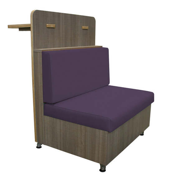 Duo Cafe Quattro Dark Orchid Created with Mayer TexTile3D Tool