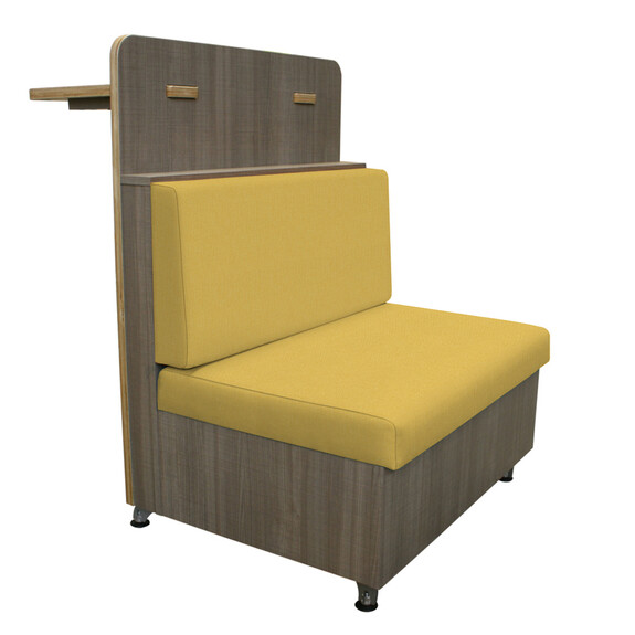 Duo Cafe Continuum Saffron Created with Mayer TexTile3D Tool
