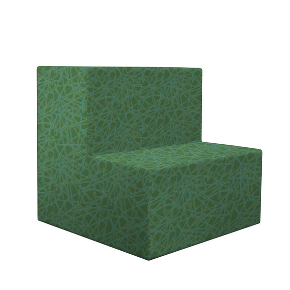 Ad Lib Elevation Spearmint Created with Mayer TexTile3D Tool