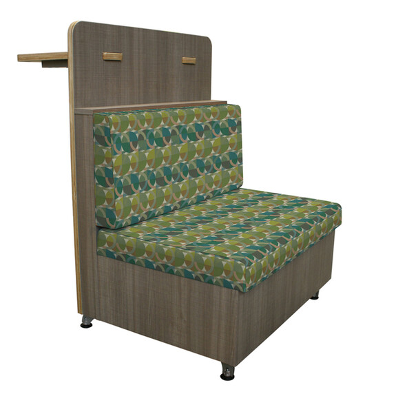 Duo Cafe Xanadu Emerald Created with Mayer TexTile3D Tool