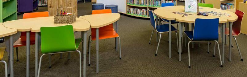 mediatechnologies Products:Student Desks