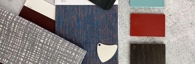 Choosing Fabrics and Finishes!
