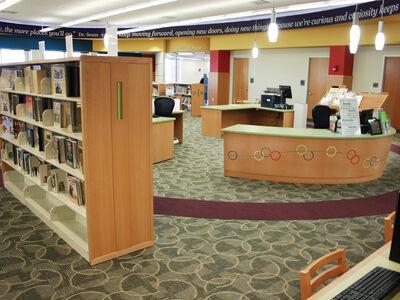 Romeoville Public Library
