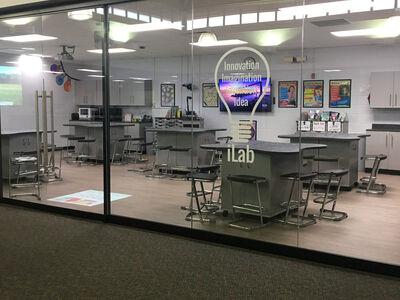 Ranchview ES - Idea Lab