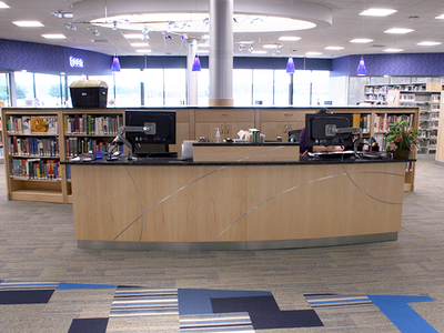 Clinton Macomb South Branch Public Library