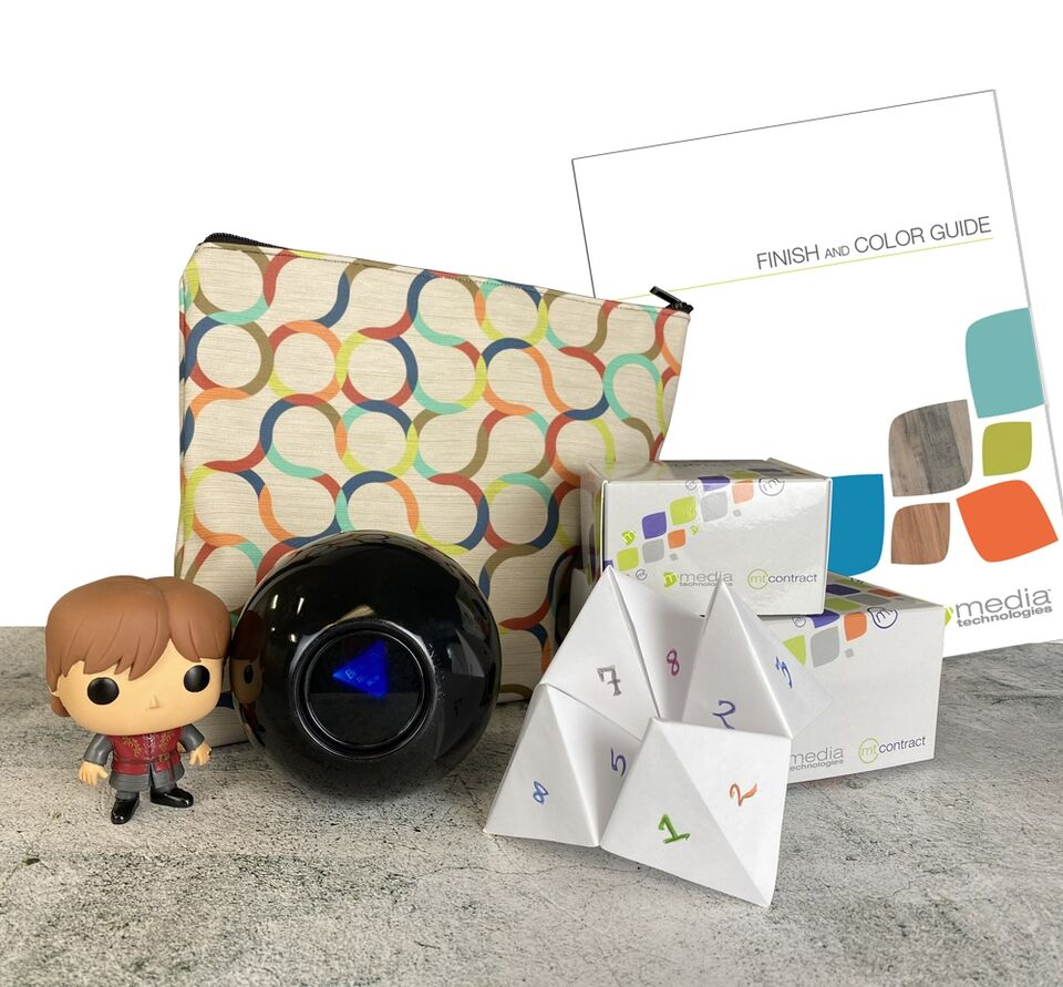 Finish Kits, color Guide