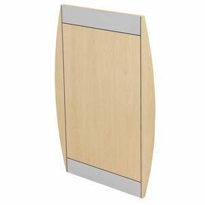 End Panels for Cantilever Shelving