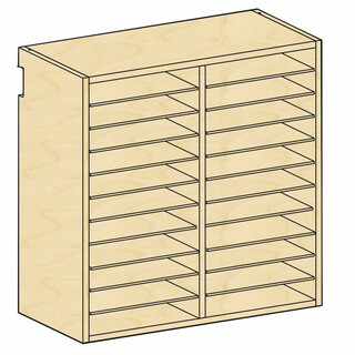 Wall Folio Storage