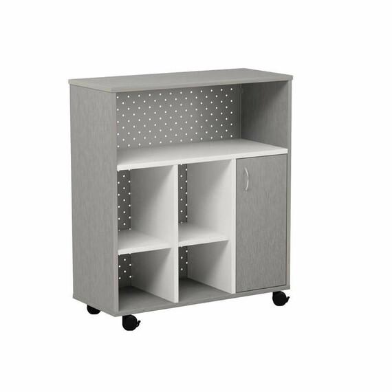 Drift Open Storage with Cupboard - mediatechnologies