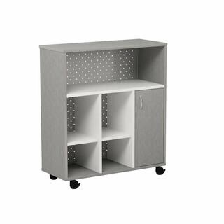 Drift Open Storage with Cupboard