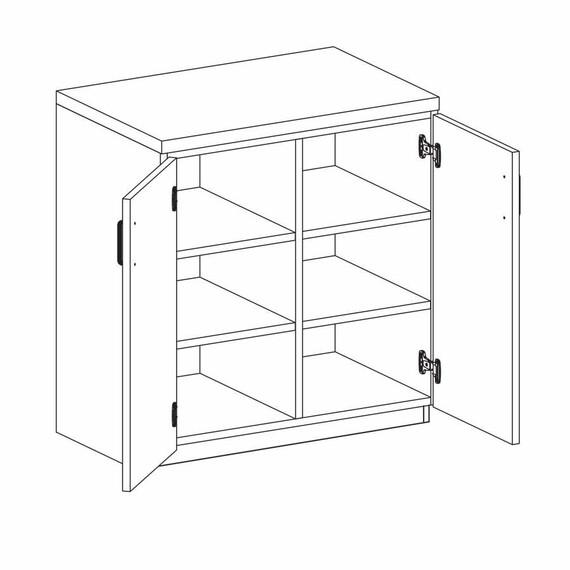 Base Cupboard - mediatechnologies