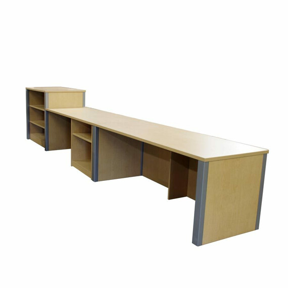 Custom Circulation Desks - mediatechnologies