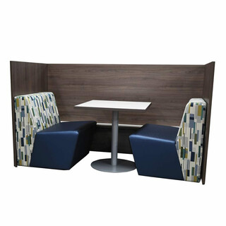 Cabana Panel End Study Carrel