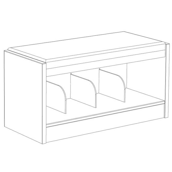 Bookstack Seat - mediatechnologies