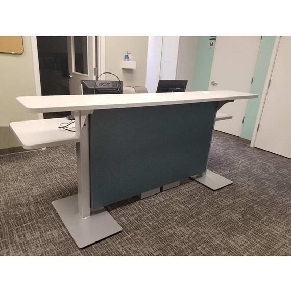Sopwith Bi-Level Desk - mediatechnologies