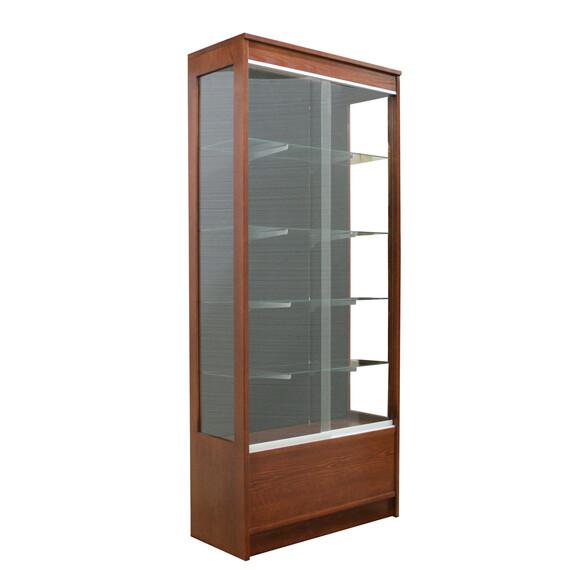 Custom Glass Cupboard Display - mediatechnologies