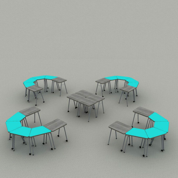 Alba Desks - mediatechnologies