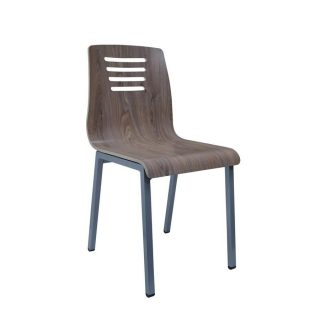 Be 19 L Bella Chair Natural Walnut